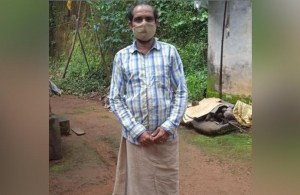 Poor Kerala farmer whose wife tested positive for COVID fined Rs 2,000 for cutting grass for cow