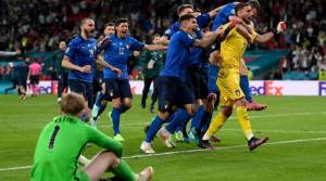 UEFA Euro 2020 Final: Italy crowned European champions after shootout win over England