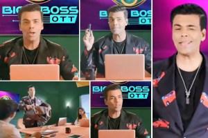 Ahead Of Bigg Boss OTT Premiere, Karan Johar Drops New Promo Hinting At Craziness In Store For Contestants