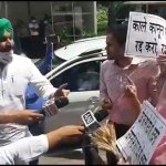 Congress and AKali MPs engage in high-drama verbal spat over farm laws