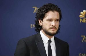 Kit Harington reveals he suffered mental health issues while filming 'Game of Thrones'