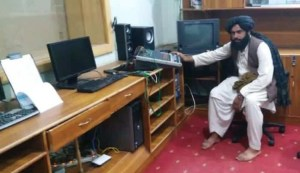 Taliban captures radio station in Afghanistan to broadcast 'Voice of Shariah'