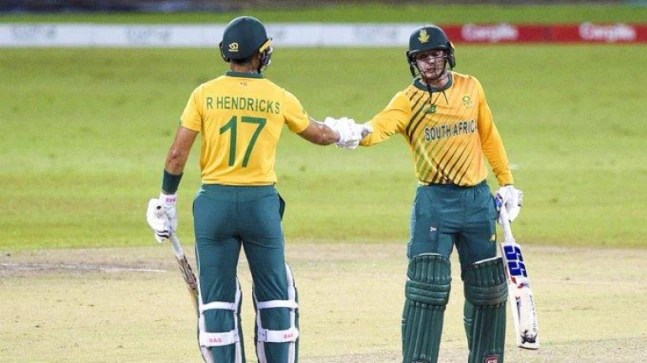 3rd T20I: South Africa complete series whitewash as Sri Lanka's batting misfires again