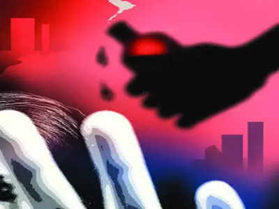 Acid Attack News: A masked man threw acid on a girl in Jalaun, UP, referred to Jhansi Medical College