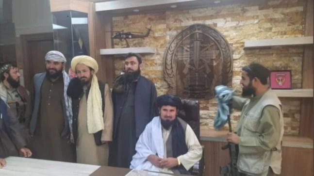 Afghanistan will have 'regular, disciplined' army: Taliban army chief Qari Fasihuddin