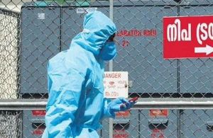 Curbs eased in Nipah containment wards inKozhikode