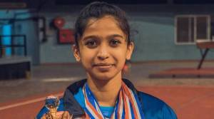 For India slot, gymnast thanks her uncle & his homemade mat