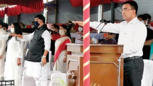 Goa Assembly: A search for allies