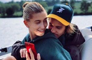 Hailey Bieber shuts down rumours that husband Justin 'mistreats' her
