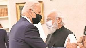 India-US ties about democratic values, diversity: Joe Biden to Narendra Modi