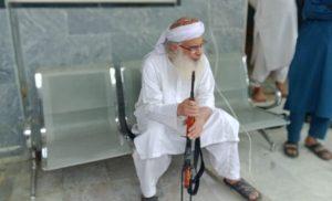 Islamabad: Taliban flags reappear on Lal Masjid, maulana threatens cops
