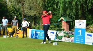 Udayan Mane, Golf