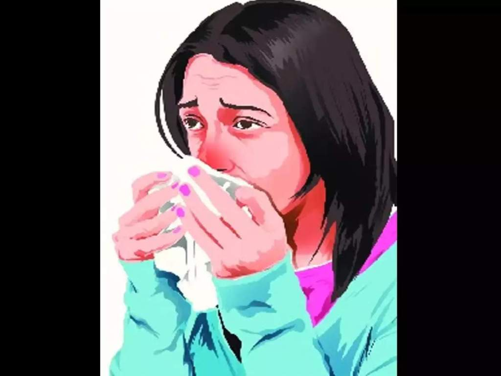 Noida News: Cold, vomiting and breathlessness started, the patient said - mysterious fever, the doctor denied