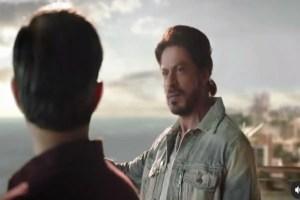 Shah Rukh Khan Says 'Ye Bandhan Abhi Bhi Pyaar Ka Bandhan Hai' to Salman Khan For SiwaySRK Ads