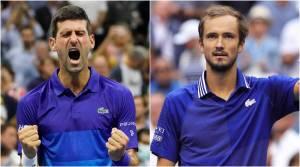 us open live, us open 2021 live score, Novak Djokovic vs Daniil Medvedev