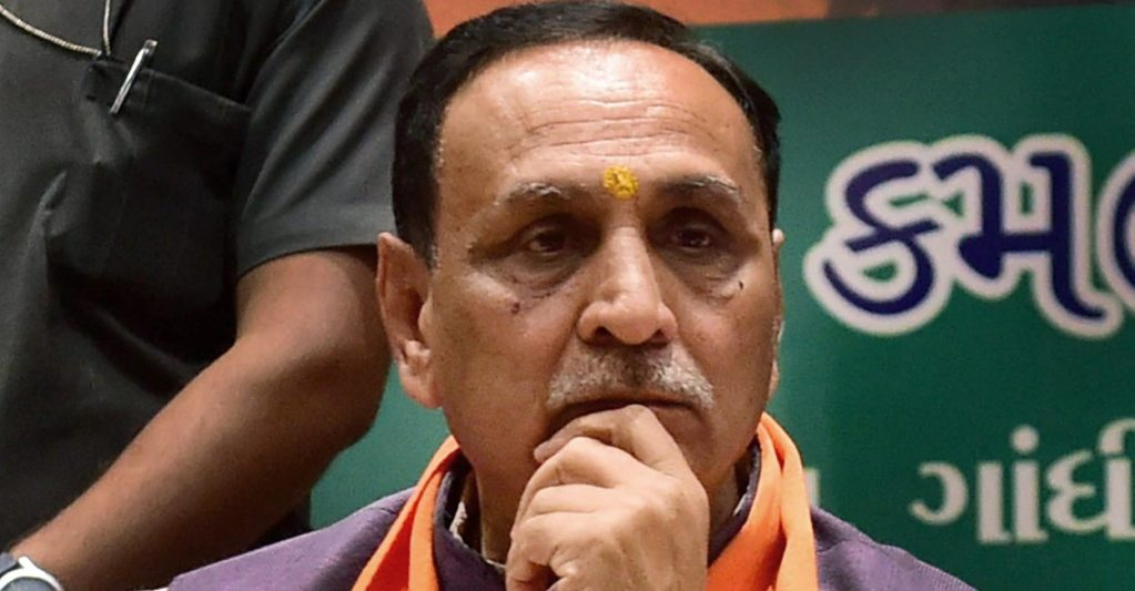 Vijay Rupani was sacked not because he is incompetent but because of the Raghubar das syndrome