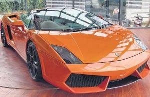 Virat Kohli's former Lamborghini up for grabs in Kochi for Rs 1.35 crore