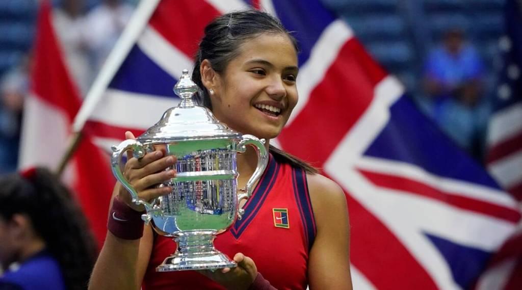 When US Open champion Emma Raducanu won the junior ITF title in Chandigarh