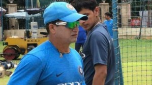 Abhay Sharma likely to replace R Sridhar as Team India's fielding coach