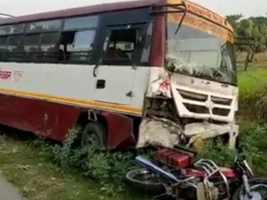 Amethi News: Road accident in UP's Amethi, 2 brothers killed