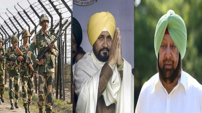 Congress, TMC oppose extension of BSF area in Punjab, WB, Assam