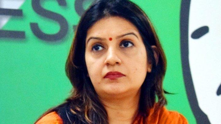 Congress social media supporter turned Shiv Sena MP deletes anti-Sena tweets after her party runs rampage