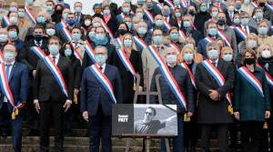 France marks one year since the assassination of Samuel Paty