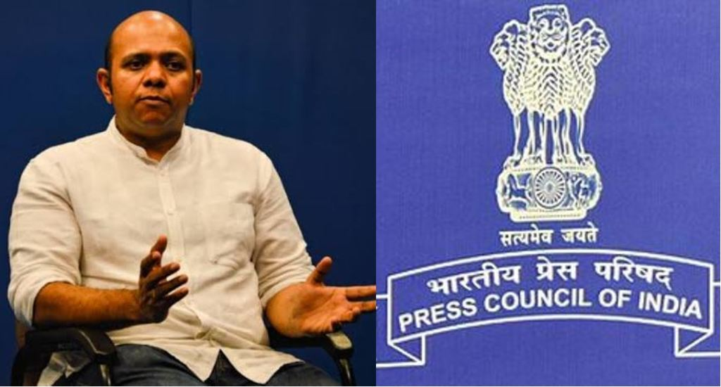 Government's Press Council of India appoints the rabidly anti-Hindu and anti-India Caravan's Vinod Jose as a member
