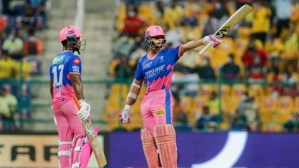 IPL 2021: Yashasvi Jaiswal and Evin Lewis finished the game in the powerplay, says Sanju Samson after RR win