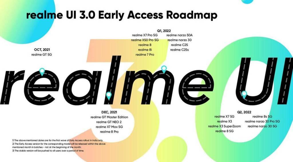 realme UI 3.0, realme UI, realme,