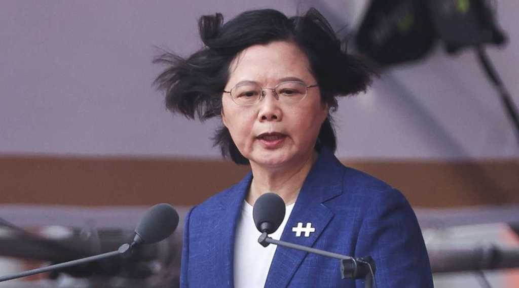 Taiwan won't be forced to bow to China, says President