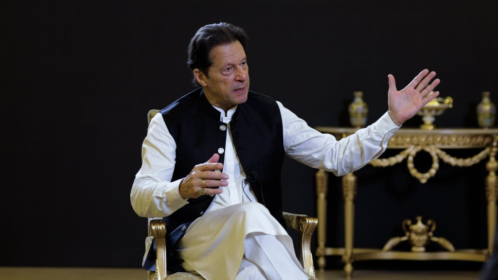 'They bombed us': Imran Khan laments over India's growing power, admits Biden has not spoken to him even once