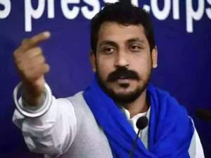 UP Election: 'If Mayawati supports in 2022, will make her PM in 2024' Chandrashekhar Azad threw the dice of friendship