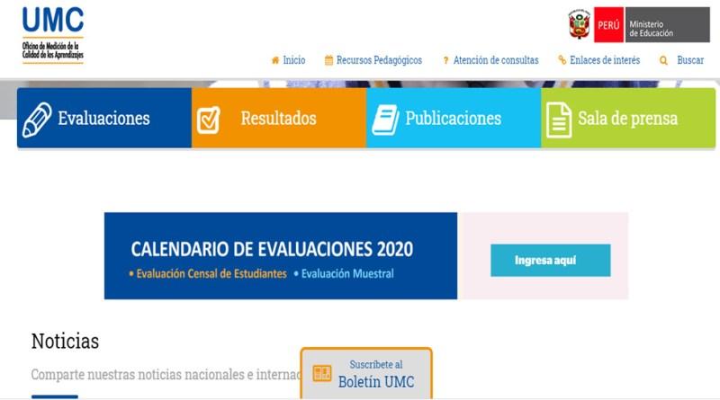 MINEDU: Estas son las fechas para la Evaluación Censal de Estudiantes del Ministerio de Educación, ECE 2020, R.M. N° 031-2020-MINEDU, www.minedu.gob.pe