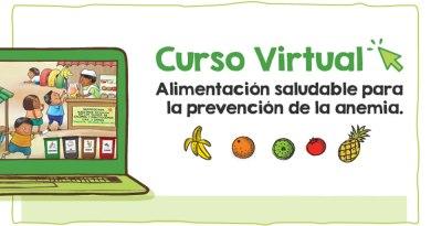 Curso MOOC «Alimentación Saludable para la prevención de la anemia», preinscripciones del 15 al 28 de octubre de 2021