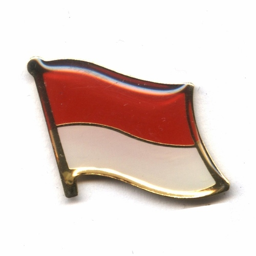 Flag Pin>Indonesia - Reppa Flags and Souvenirs