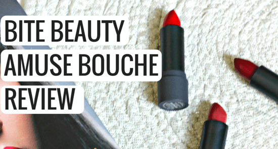 bite beauty amuse bouche review