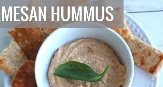 parmesan hummus recipe