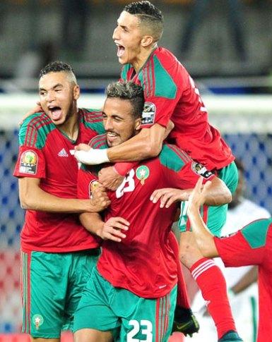 Maroko testira Orlove u martu