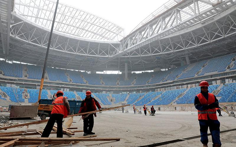 Nacionalni stadion u Surčinu?