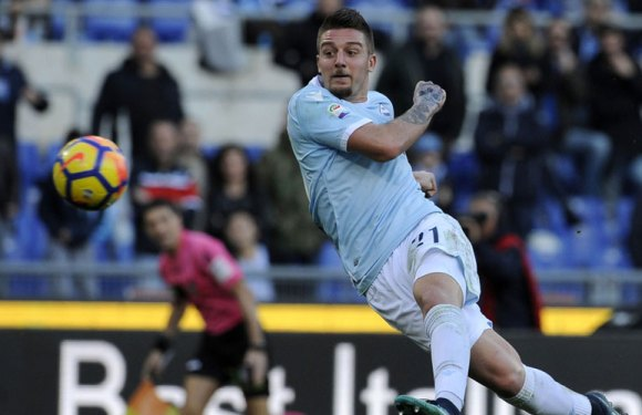 Milinković-Savić sa dva gola obeležio svoj 100. meč u dresu Lacija (VIDEO)