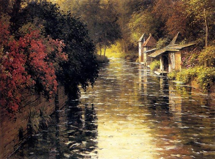 Paintings Knight, Louis Aston