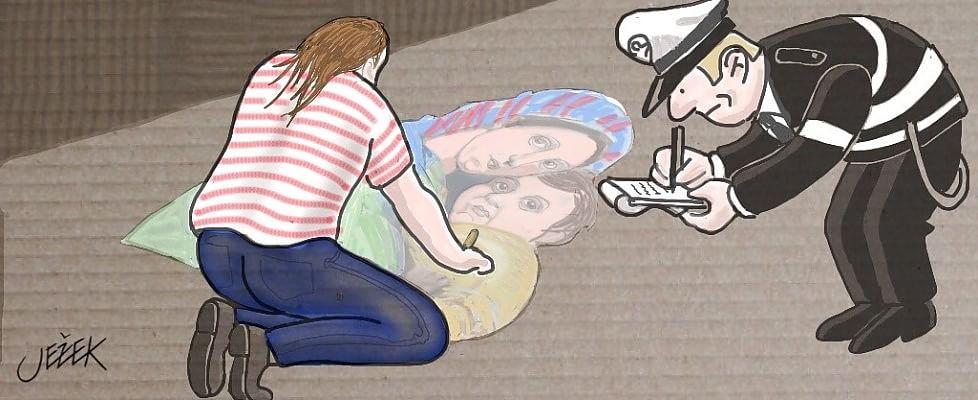 Chi ha paura degli artisti di strada