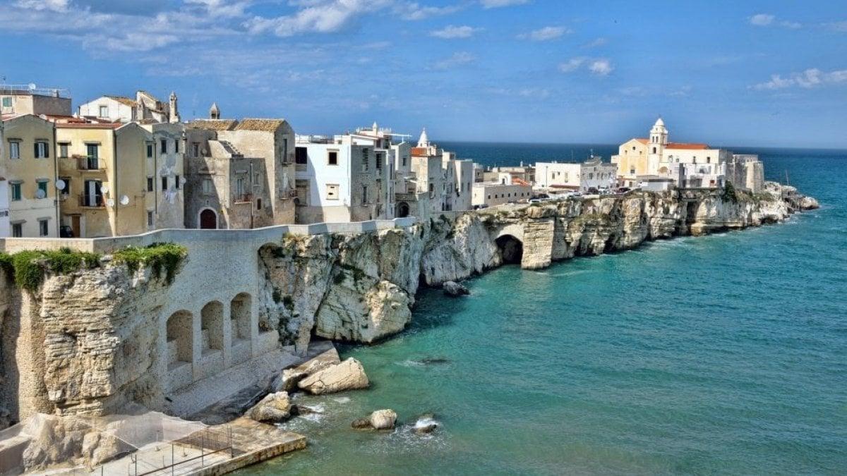 Turismo Arrivi In Crescita In Puglia Vieste In Testa La