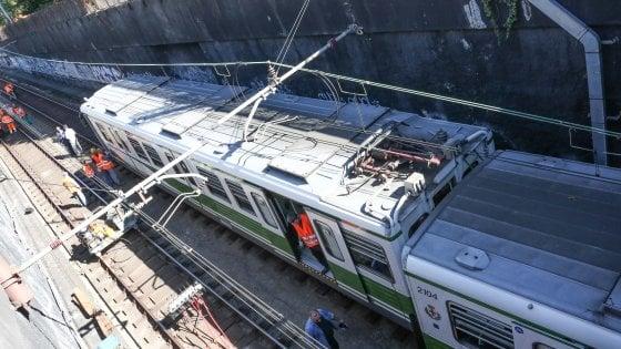 Milano, deraglia treno del metrò verde: 5 ore di interruzione della linea