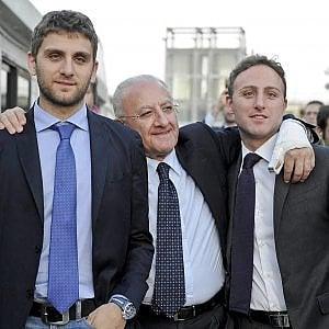 La Dynasty De Luca: un figlio assessore, l'altro sarà onorevole