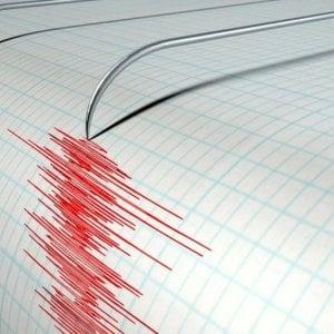 Scossa di terremoto in Campania, epicentro a 4 km da Padula