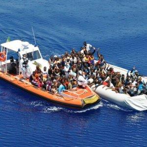 Migranti, duemila soccorsi nel Canale di Sicilia