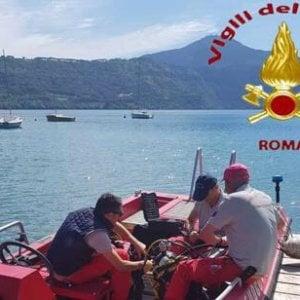 Castel Gandolfo, ritrovato nel lago corpo 29enne azerbaigiano