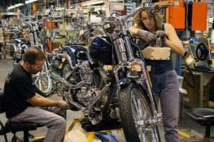 """""""Caro presidente della Harley venga a Torino a produrre le sue mitiche moto"""""""